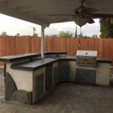 BBQ Installation Remodeling Contractors Amazing Kitchen Remodeling Woodland Hills Exterior