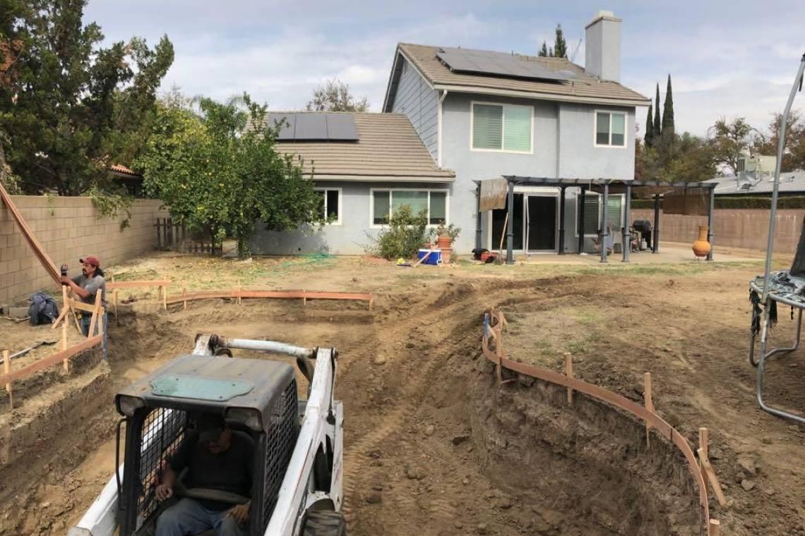 Backyard remodeling-Northridge - 4 | Remodeling Contractors on Backyard Renovation Companies id=69973